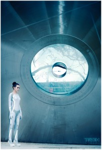 TRON Legacy: Siren 02, by Beethy