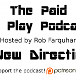 Paid to Play: A New Direction?
