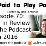 2015 in Review and the Podcast in 2016 – Episode 70