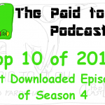 Top 10 for 2016! Most Downloaded Episodes of Season 4 (Live Stream)