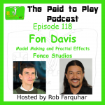 Fon Davis, Movie Model Maker – Episode 118