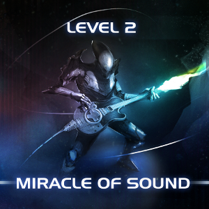 Album cover for Level 2, by Miracle of Sound