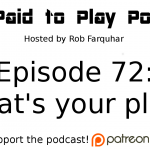 What's Your Play? – Episode 72