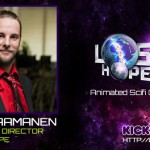 Crowdfunding Hope for Animated Sci-Fi: Jeff Saamanen – Episode 73