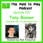 Tony Bonner: A Career in Acting – Episode 110