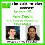 Fon Davis, Movie Model Maker – Episode 118