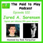 Jared A. Sorensen, Roleplaying Game Designer – Episode 122