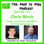 Chris Birch, Founder and Publisher at Modiphius – Episode 123